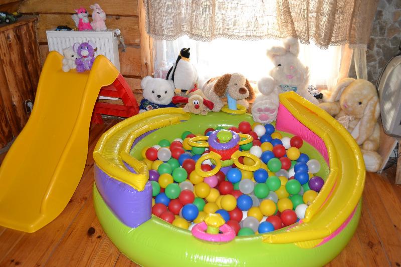 Детская выездная комната