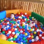 аренда бассейна с шариками