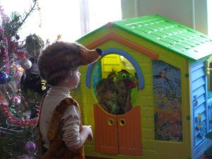 новый год для малышей в детском саду
