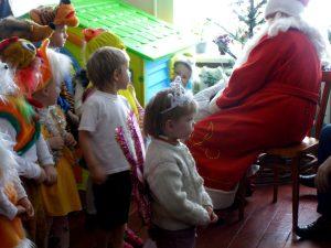 утренник на новый год в детском саду