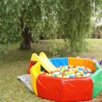 аренда сухой бассейн
