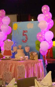 фотозона 5 лет девочке